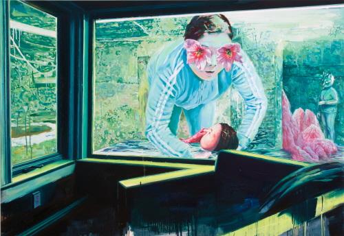 (2)숨겨진 조건 Unrevealed Terms Oil on Canvas 112.1.x162.2cm 2012.jpg