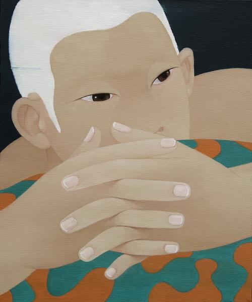 메인(순번 1)한 사람- 남자  oil on canvas 72.7cm x 60.6cm  2012.jpg